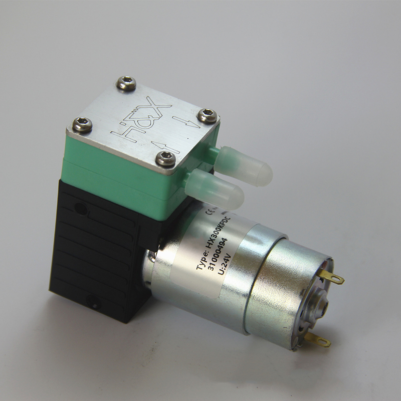 HX300-DC2 12 Volt Economic Motor Mini Water Pump Electrical Inkjet Printer Pump Liquid Pump Fluid Transfer