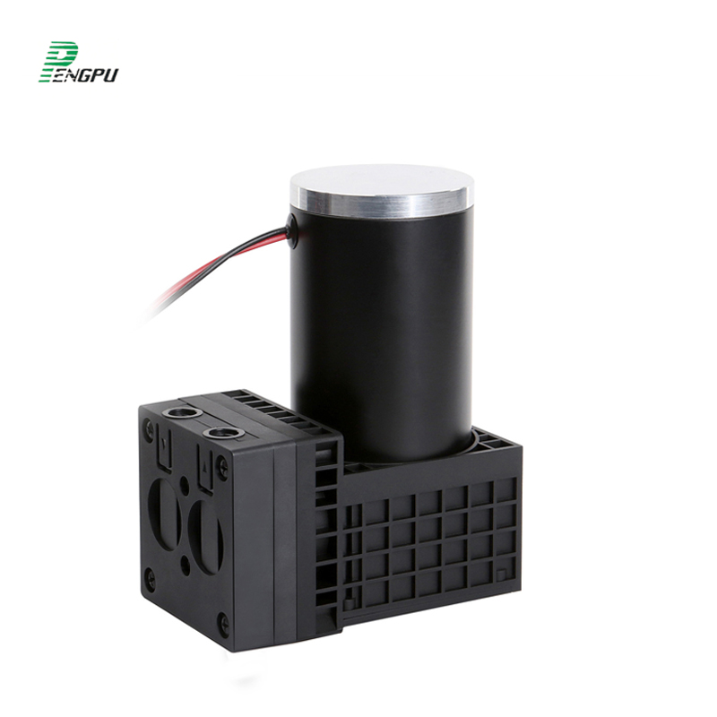 GED242890 28L/min -90kPa Big Flow Rate Miniature Diaphragm Vacuum Pump Electrical Air Pump Air/gas Sampling/analysis 24V