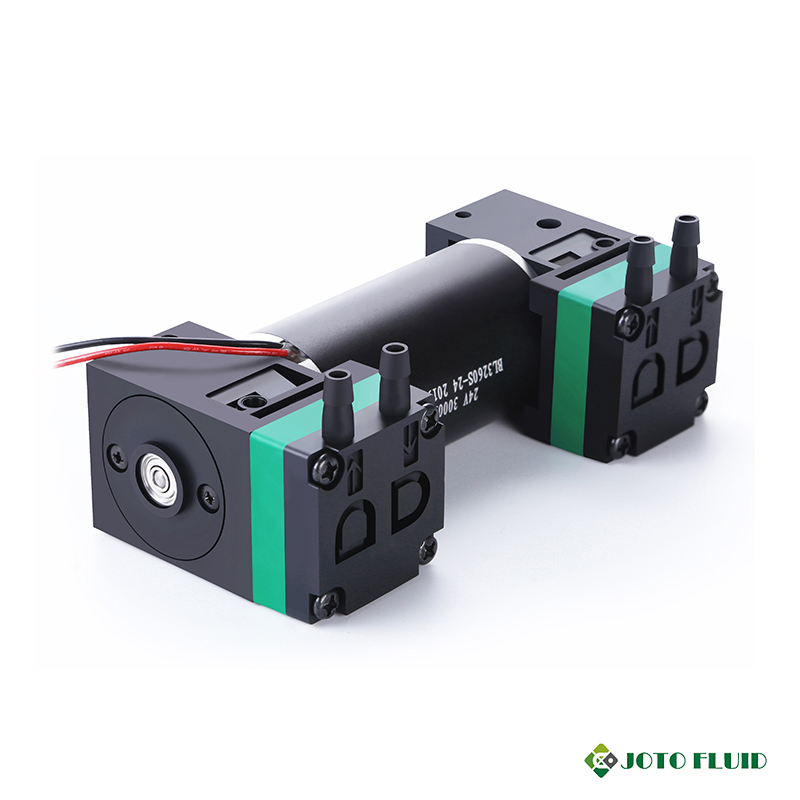 -55kPa 1L/m 1bar Quiet Brushless Self-priming Micro Vacuum Pump Small Liquid Pump