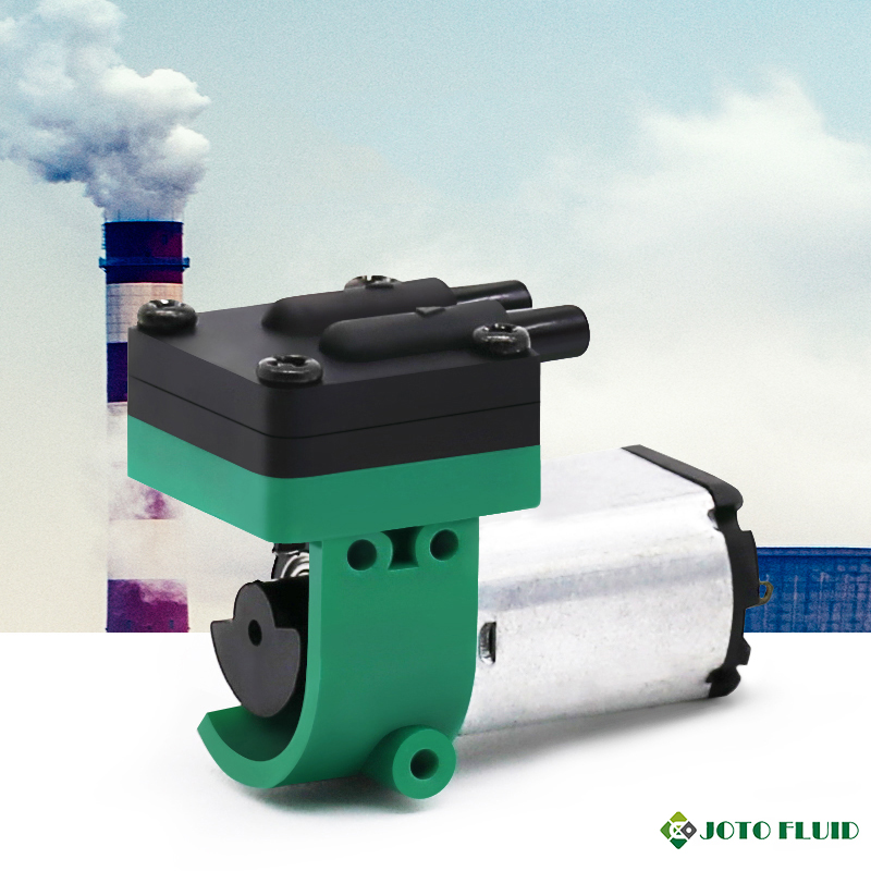 3.5V-5V 500ml -40kPa Small Electrical Air Pump Air Sampling Pollution Monitoring Diaphragm Pumps